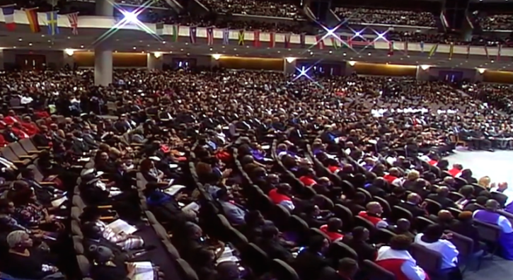 Eddie Long Funeral Thousands Celebrate Life Of New Birth Pastor Video