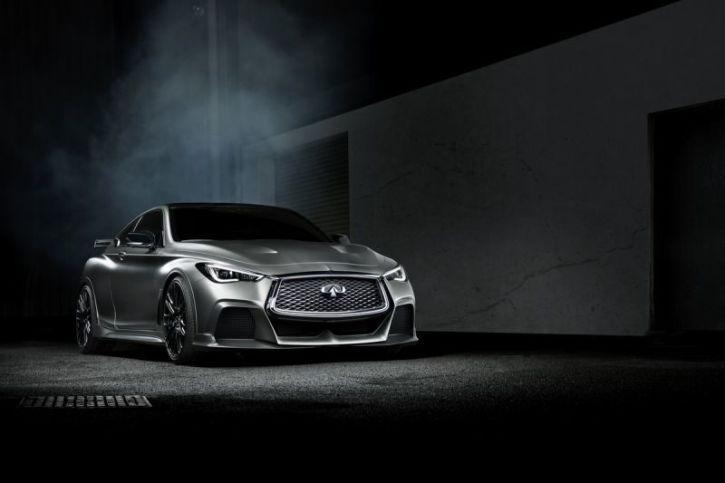 Infiniti Q60 Project Black S Release Date Specs News Concept With