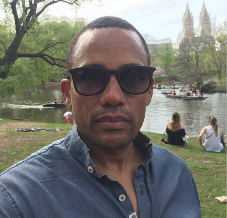 Actor Hill Harper Says God Told Him To Adopt A Child Now Calls Son