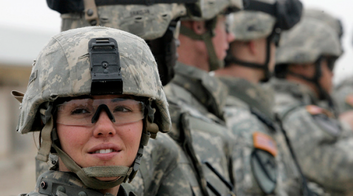 Us Army Tells Female Soldiers To Accept Having Naked Men In Their Showers-4720