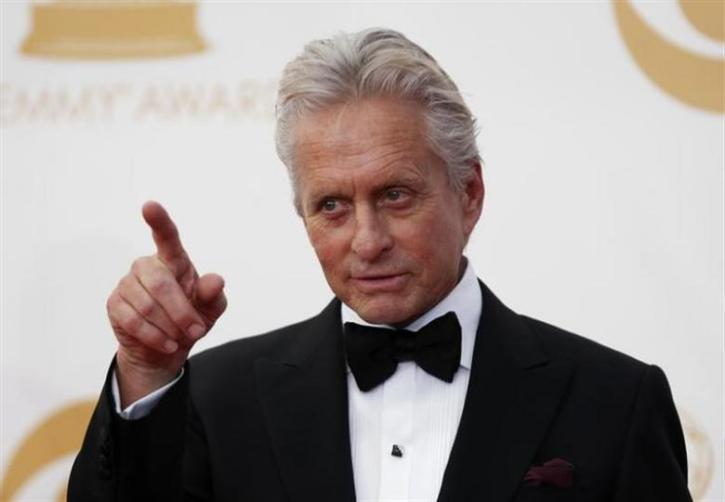 big bang theory creator casts michael douglas alan arkin for