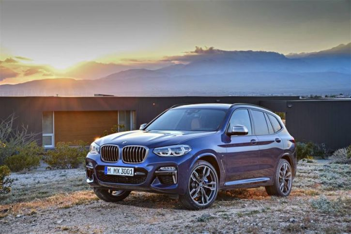 2018 Bmw X3 M40i Specs Price Release Date News First M