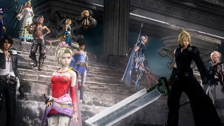dissidia final fantasy nt news devs provide more details about the