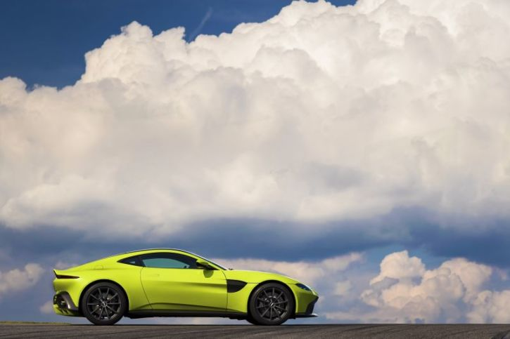 2019 Aston Martin Vantage Release Date Specs Price News Second