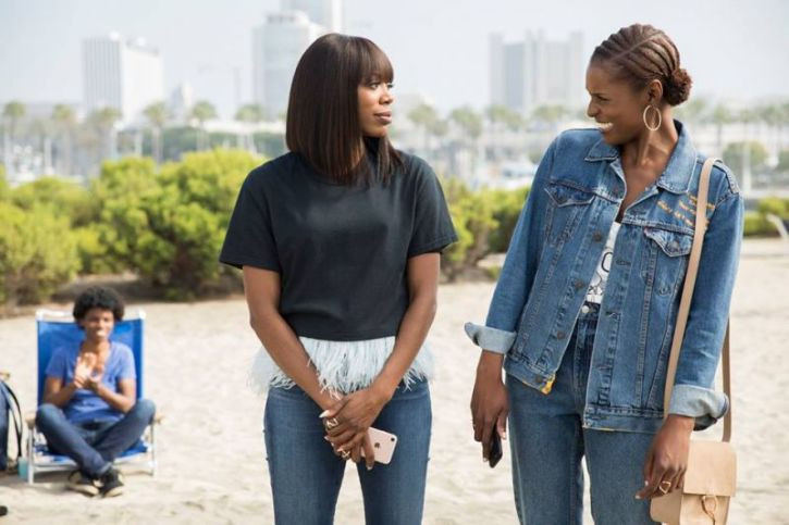 Promo Image For Hbos Insecure Starring Issa Rae And Yvonne Orji Facebook Insecurehbo