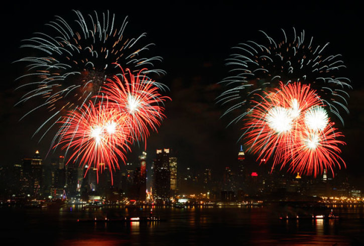 best place to watch san francisco fireworks