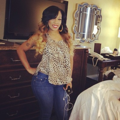'Love & Hip Hop: Atlanta' K. Michelle's Teeth Before ... K Michelle Before And After Teeth