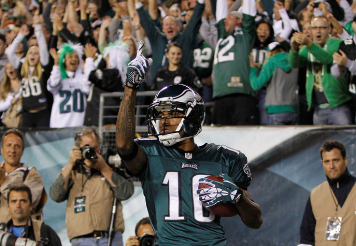 watch eagles game live online for free