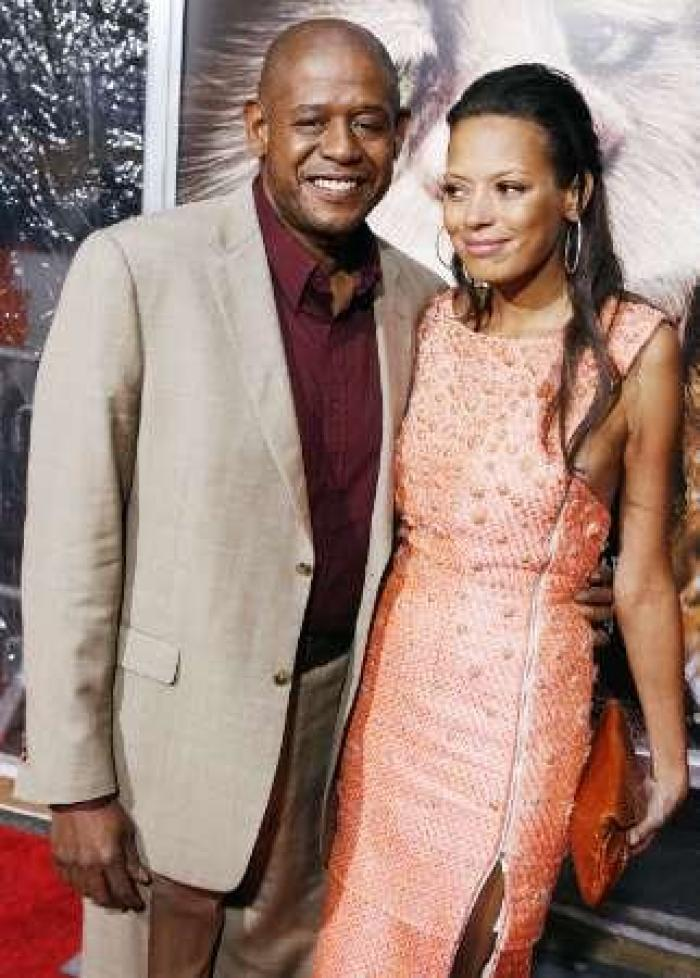 Forest Whitaker's Wife Keisha Appears Gaunt, Sparks Concern