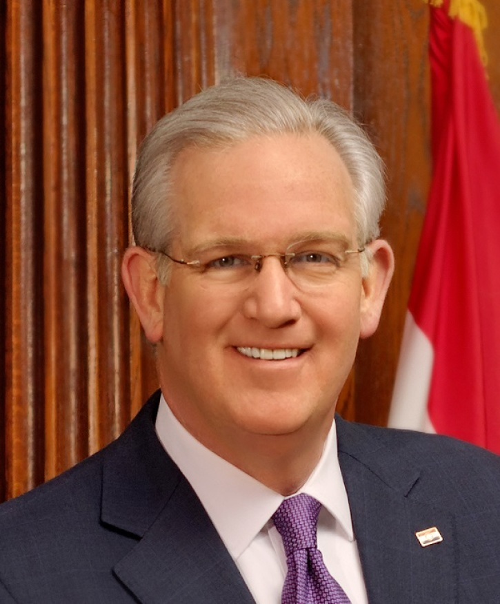 Jay Nixon, governor of Missouri. | (Photo: Office of Governor Jay Nixon)