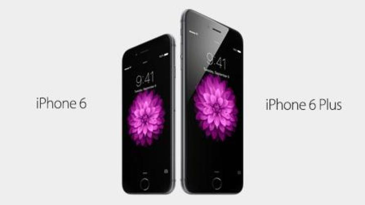 compare 5s and iphone 6