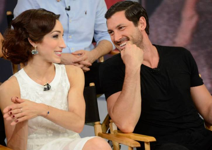dancing with the stars meryl and maks are they dating