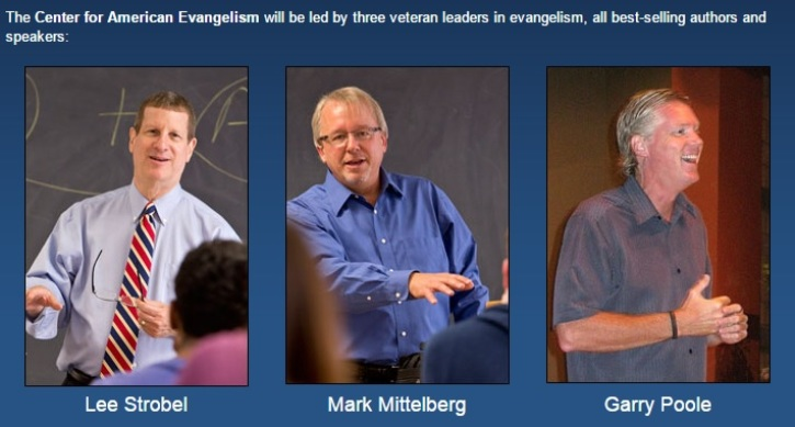 Lee Strobel Colleagues At Hbu Launch Center For American Evangelism