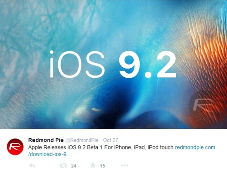 Ios 9 2 download