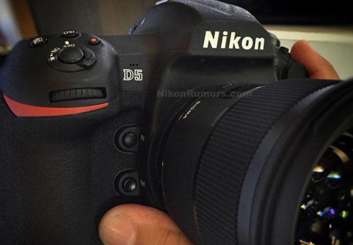 Nikon D5 Rumors: Alleged Photos of New Camera Leaked