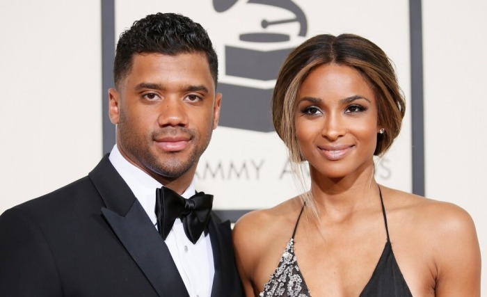 Ciara strips down for provocative bedroom shots taken by