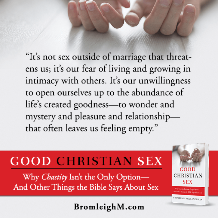 Christianity sex outside of marriage