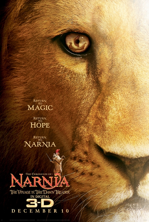 Narnia 4 Movie In Development The Silver Chair Next In C S