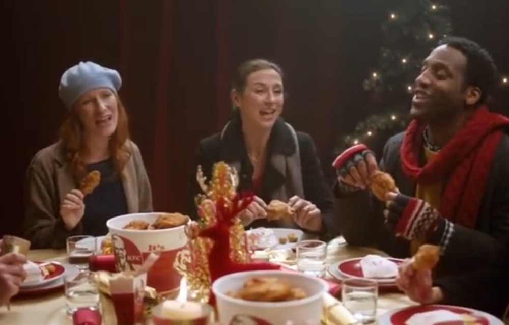 KFC Christmas Carol Commercial Did Not Offend Christians, UK ...