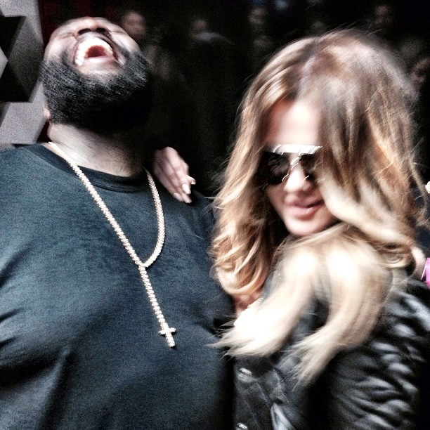 Rick ross khloe kardashian dating the game