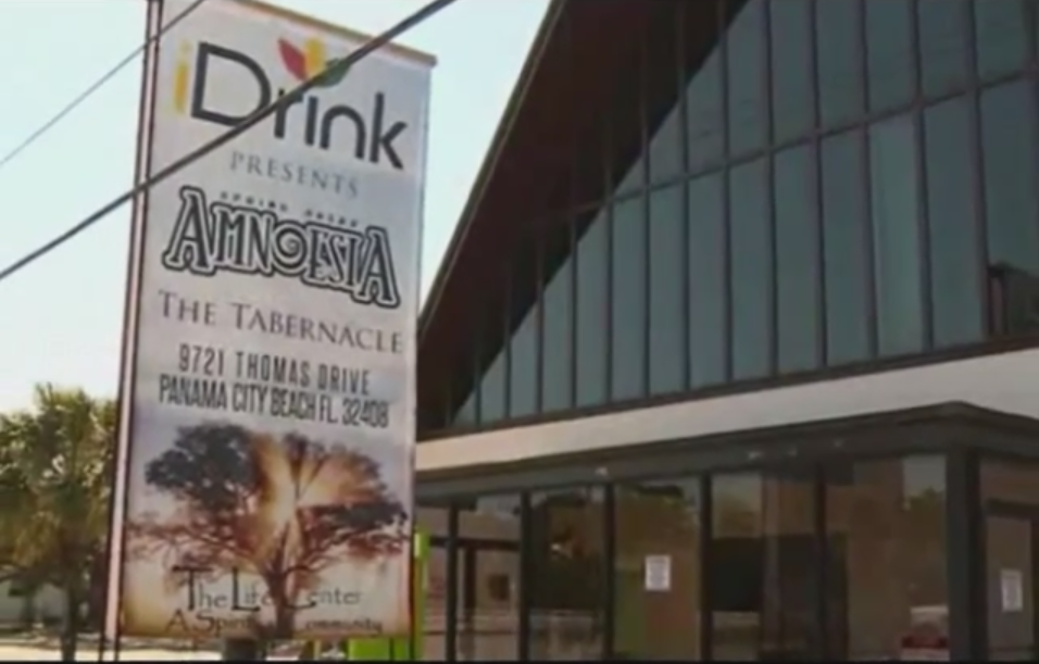 Naked Paint Parties Prompt Churchs Loss of Tax-Exempt