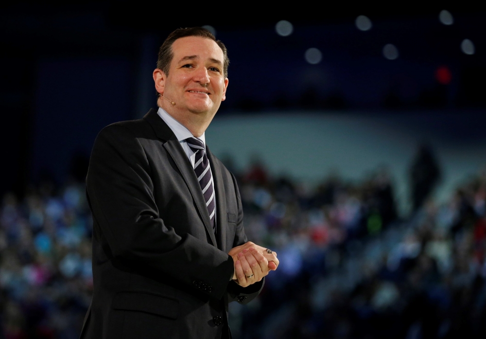 Gay Rights Question Causes Ted Cruz to Fire Back at the Media