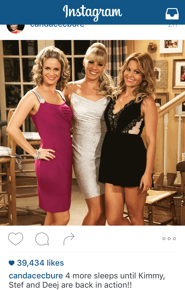 did candace cameron bure lower christian standards for fuller house