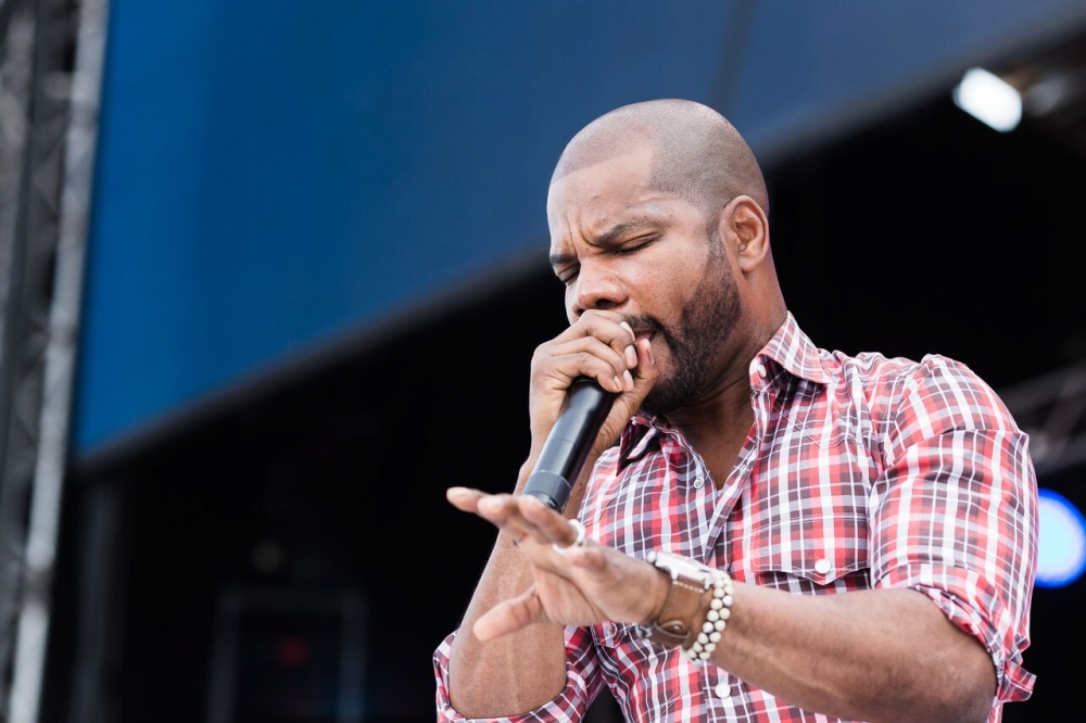 Kirk Franklin: God Is Creative, So Why Shouldn\'t My Music Be, Too?