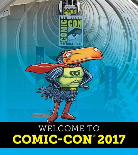 Free Comic Book Day San Diego: San Diego Comic-Con 2017 Updates: 'The Walking Dead
