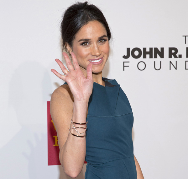 Meghan Markle To Spend Thanksgiving In Los Angeles