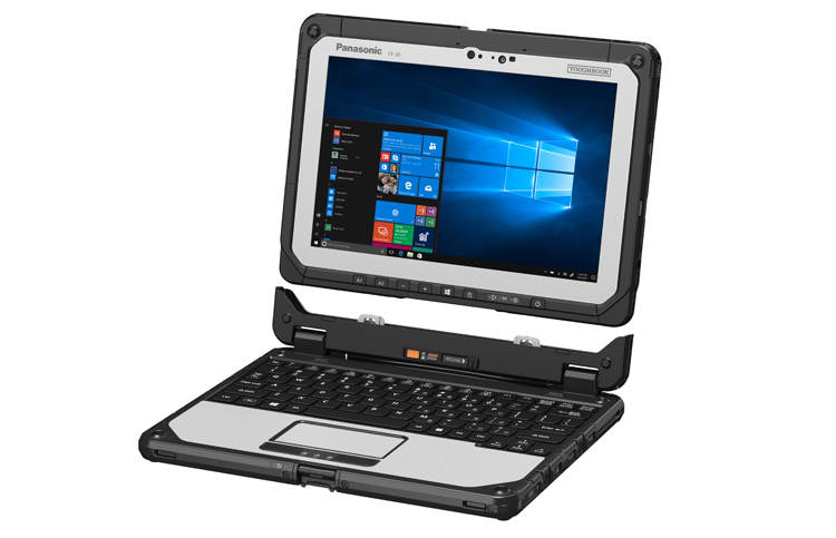 Panasonic Toughbook 20 Upgraded Specs Release Date News