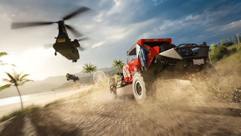 39 forza horizon 4 39 release date rumors fans speculate fall. Black Bedroom Furniture Sets. Home Design Ideas