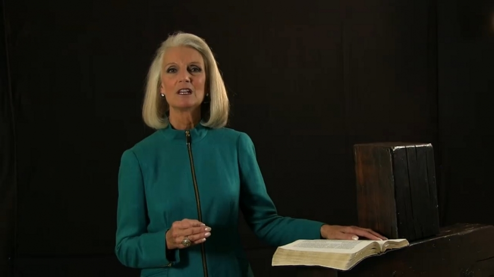 Anne Graham Lotz warns her cancer could be sign Israel is in danger of fatal attack