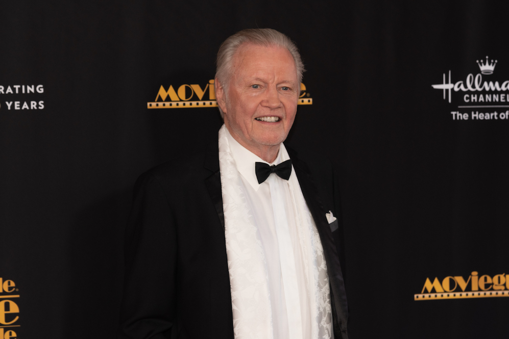 dc935cdae15 Actor Jon Voight   God s asking us to protect the values of family in our