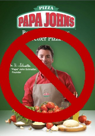 Image result for papa john's boycott