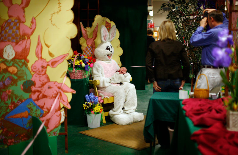 Where Did the Easter Bunny Come From? - YouTube